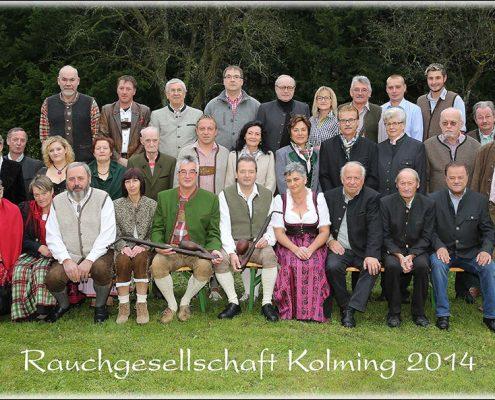 Rauchgesellschaft Kolming 2014-b