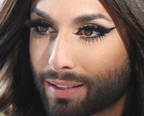Conchita Wurst 2014-e